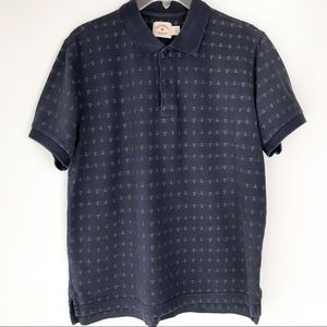 Brooks Brothers Anchor Polo Boys Size L 14 /16)